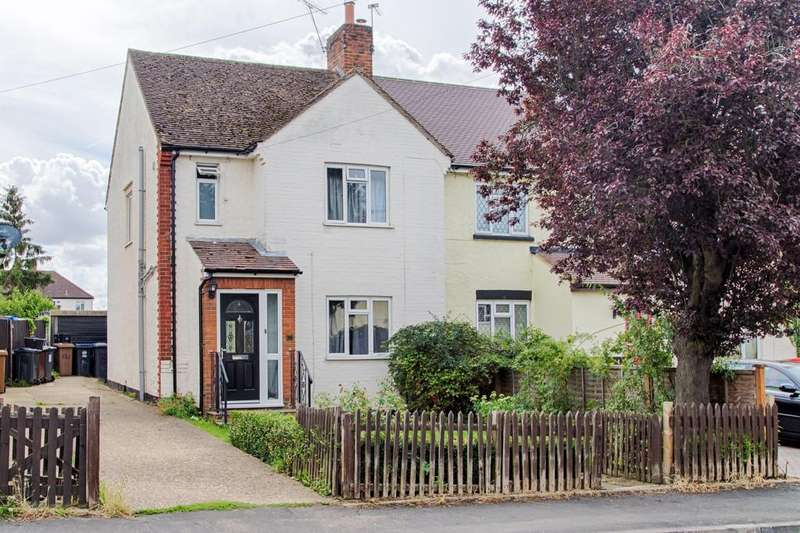 3 Bedrooms Semi Detached House for sale in Tower Road, Ware