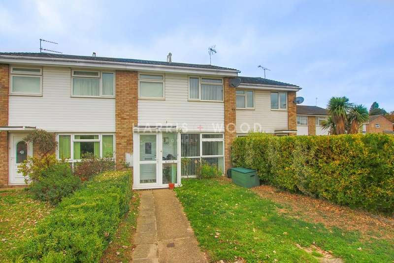 3 Bedrooms Terraced House for sale in Lincoln Way, Colchester, CO1
