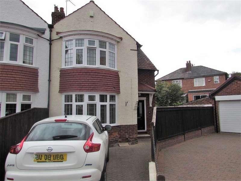 3 Bedrooms Semi Detached House for rent in Hillside Road, Darlington, Durham