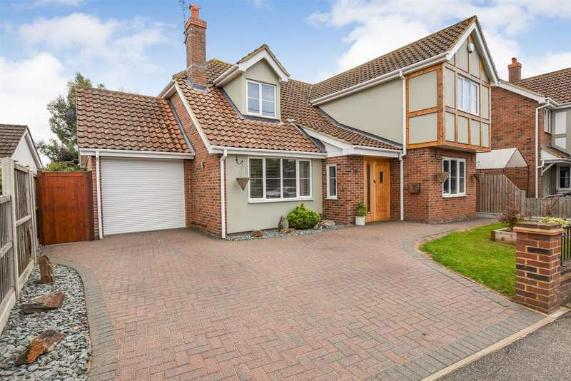 4 Bedrooms Detached House for sale in King Edwards Road, South Woodham Ferrers