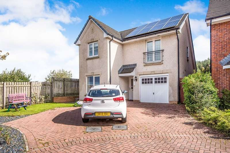 3 Bedrooms Detached House for sale in Fieldfare View, Dunfermline, KY11
