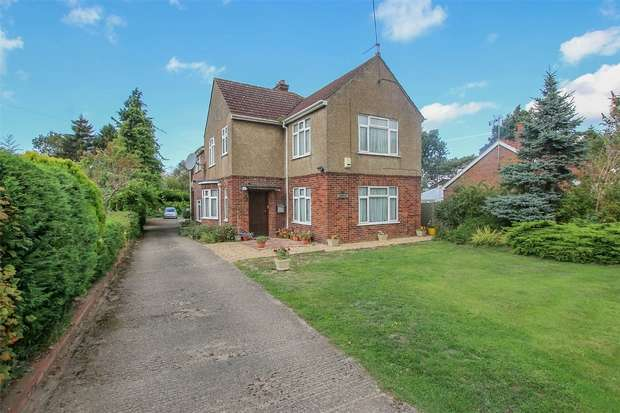 4 Bedrooms Detached House for sale in Winchfield, West Winch