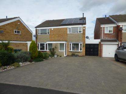 3 Bedrooms Semi Detached House for sale in Pevensey Close, Tividale, Oldbury, West Midlands