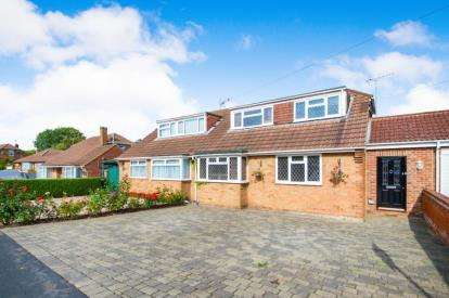 5 Bedrooms Bungalow for sale in Sunnybank Road, Potters Bar, Hertfordshire
