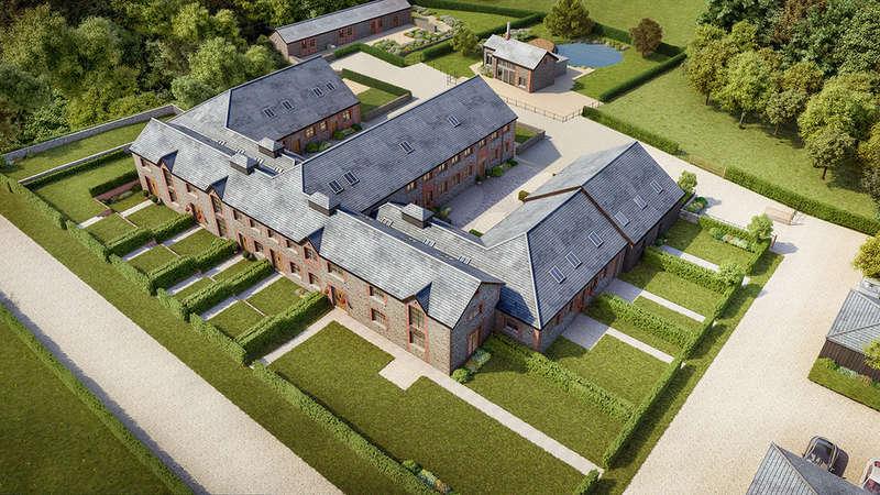 3 Bedrooms Unique Property for sale in Hareston Farm Barns