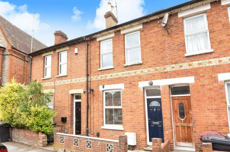 3 Bedrooms Terraced House for sale in Fatherson Road, Reading