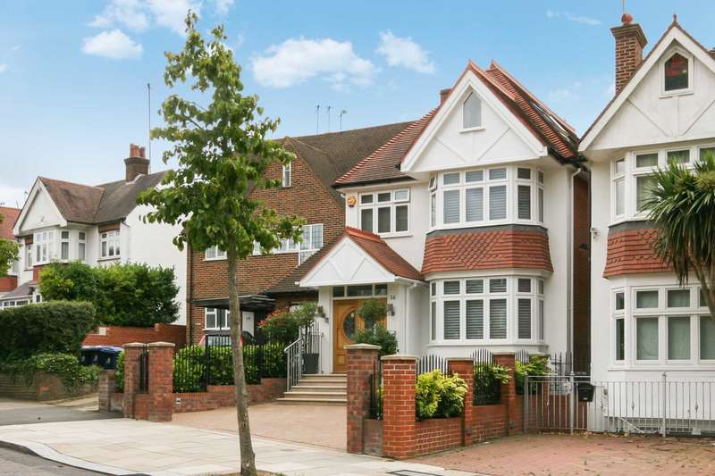 6 Bedrooms Detached House for sale in Mount Avenue, Ealing