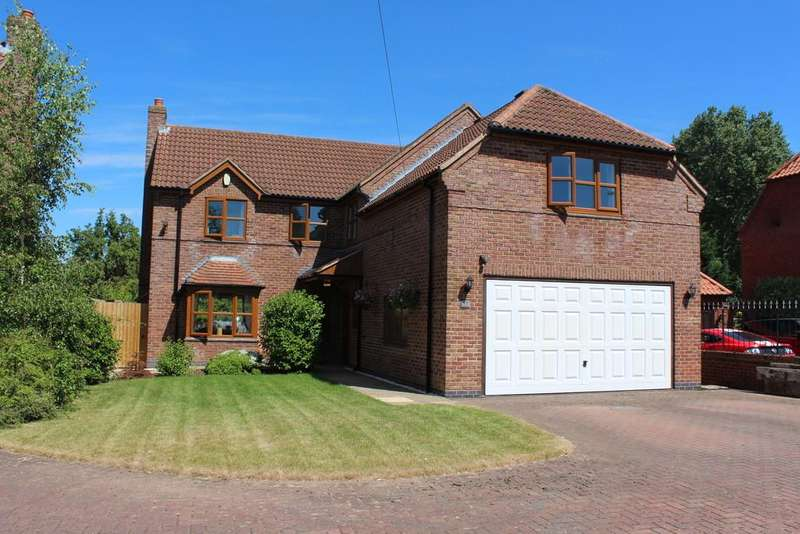 5 Bedrooms Detached House for sale in Beacon Hill Road, Newark