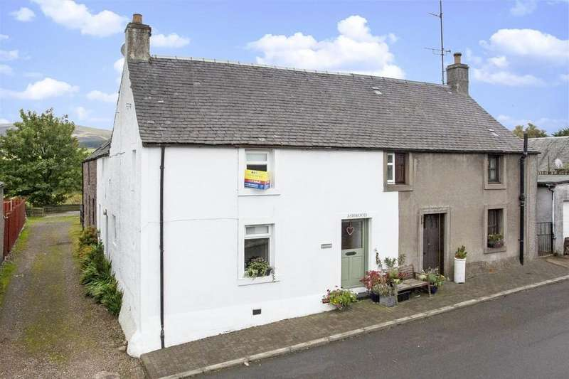 3 Bedrooms Semi Detached House for sale in Stirling Street, Blackford