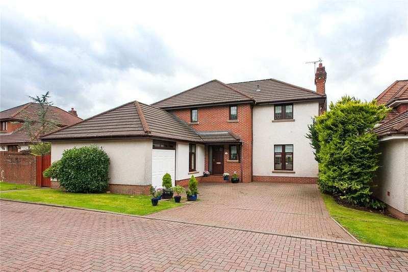 5 Bedrooms Detached House for sale in Cresswell Grove, Newton Mearns