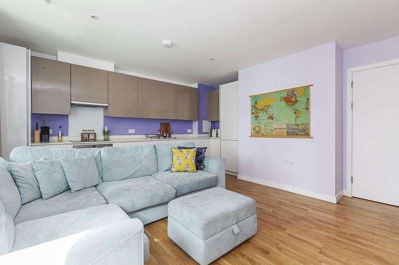 1 Bedroom Flat for sale in Vega House, Prize Walk, Stratford, London. E20