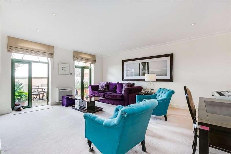 2 Bedrooms Flat for sale in Brasenose Drive, Harrods Village, Barnes, London