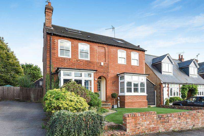 5 Bedrooms Detached House for sale in Ashburnham Road, Ampthill