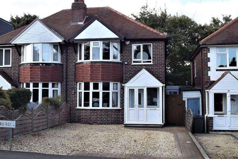 3 Bedrooms Semi Detached House for sale in Redacre Road, Sutton Coldfield
