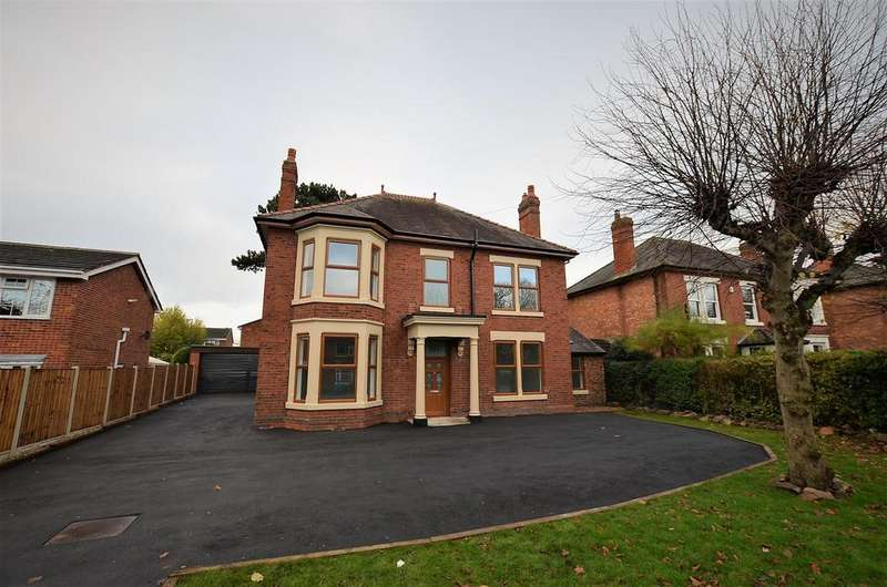 5 Bedrooms Detached House for sale in The Pines, Station Road, Mickleover, Derby