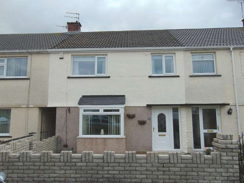 3 Bedrooms Terraced House for sale in 5 Birch Close, Moor Close, Workington, Cumbria, CA14 3RY