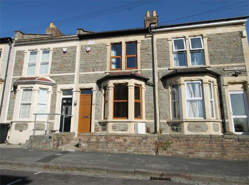 2 Bedrooms Terraced House for sale in Prospect Avenue, Kingswood, Bristol