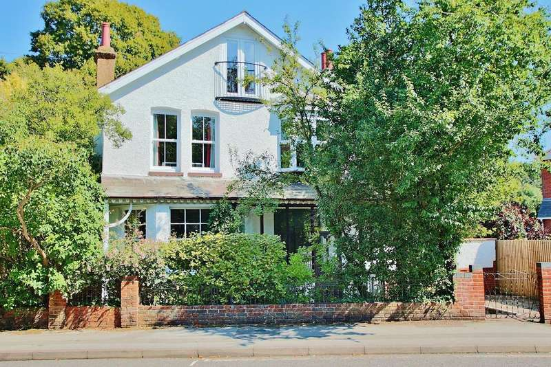 5 Bedrooms Detached House for sale in Highfield, Southampton