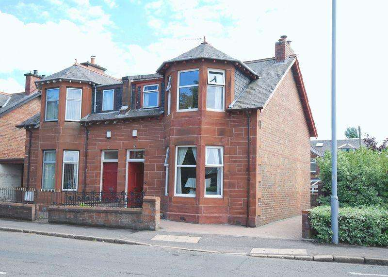 3 Bedrooms Semi-detached Villa House for sale in 2 Craigie Road, Ayr, KA8 0EZ