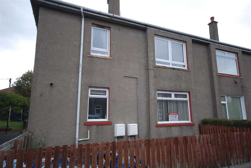2 Bedrooms Flat for sale in Barrie Terrace, Ardrossan
