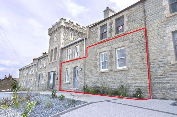 1 Bedroom Flat for sale in 4 The Coastguards, Peverell Terrace, PORTHLEVEN, TR13