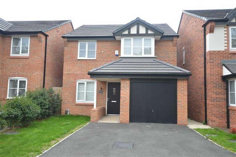 3 Bedrooms Detached House for sale in Memorial Drive, Tranmere, CH42