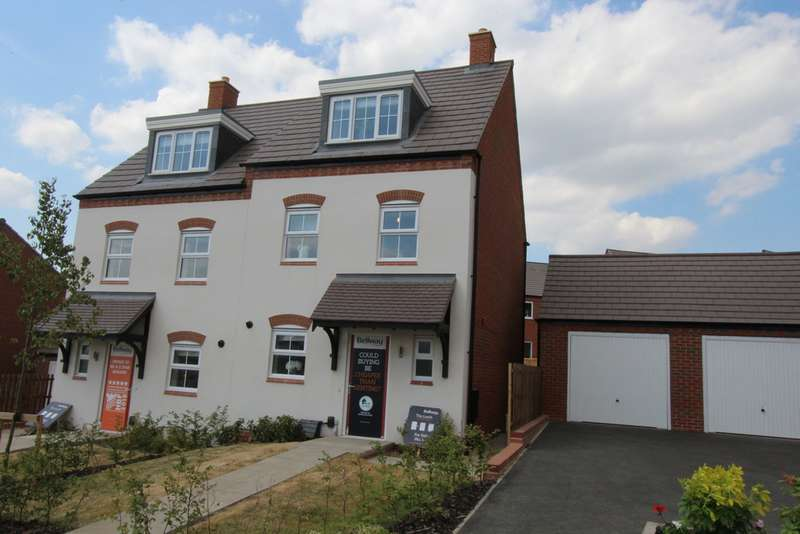 3 Bedrooms Property for sale in Ashtree Gardens, Ashby-de-la-Zouch LE65