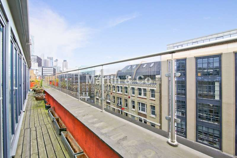 2 Bedrooms Property for sale in EC2A