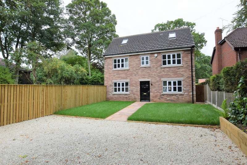 5 Bedrooms Detached House for sale in Cantley Lane, Bessacarr DN4
