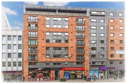 3 Bedrooms Flat for sale in Queen Street, Glasgow