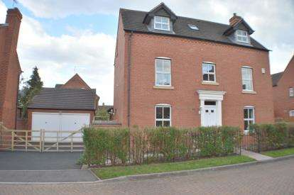 5 Bedrooms Detached House for sale in Ormonds Close, Off Poolefield Road, Lichfield, Staffordshire