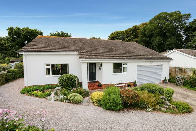 3 Bedrooms Detached Bungalow for sale in The Coppice, Dawlish