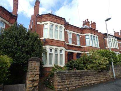 4 Bedrooms Semi Detached House for sale in Premier Road, Forest Fields, Nottingham