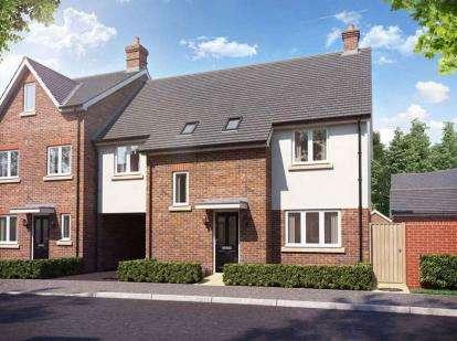 3 Bedrooms Detached House for sale in KINGSFIELD PARK, Aylesbury