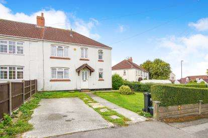 3 Bedrooms Semi Detached House for sale in Gayner Road, Filton, Bristol