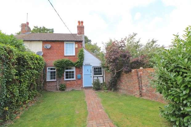 2 Bedrooms Cottage House for sale in South Road, Hailsham, BN27