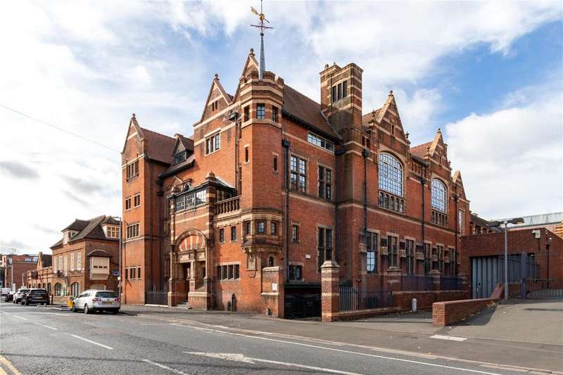 2 Bedrooms Apartment Flat for sale in Victoria Institute, Worcester, WR1