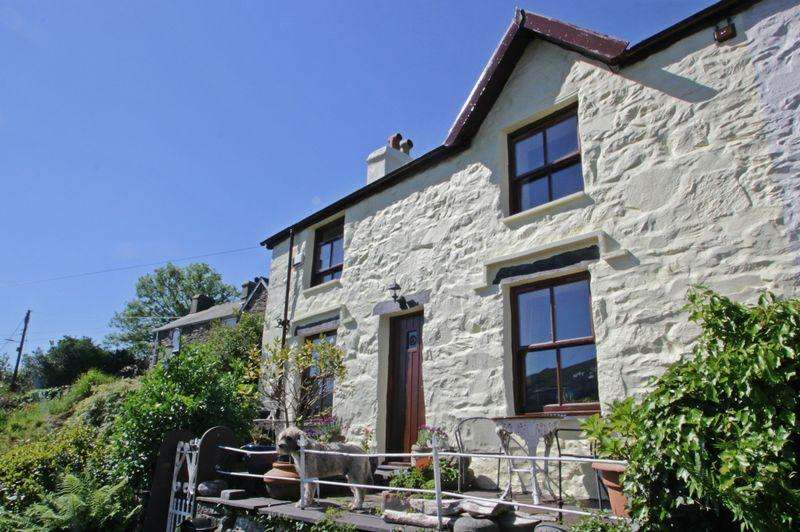 4 Bedrooms Cottage House for sale in Llanberis, Gwynedd