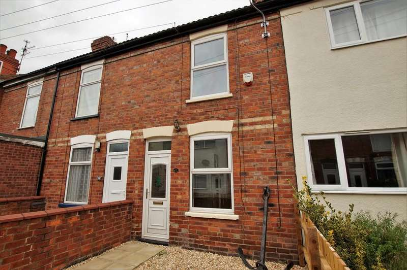 2 Bedrooms Terraced House for sale in Connaught Terrace, Lincoln