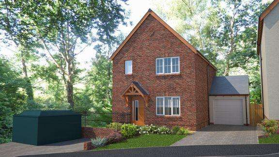 3 Bedrooms Detached House for sale in ST AUBYNS RISE - TIVERTON