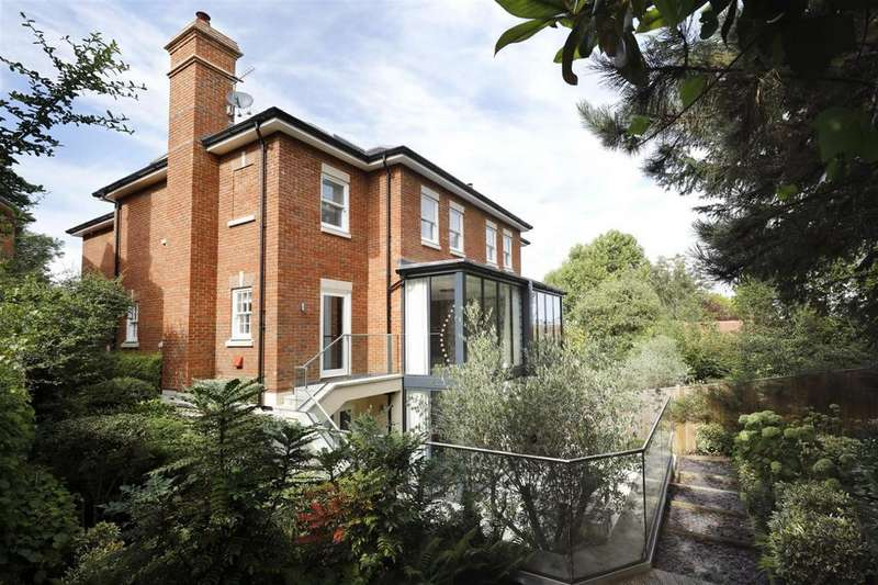 5 Bedrooms House for rent in Marryat Place, Wimbledon, London, SW19