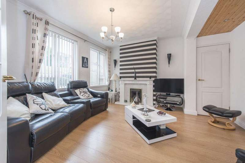 3 Bedrooms Villa House for sale in 24 Mitchell Drive, Burnside, Glasgow, G73 3QR