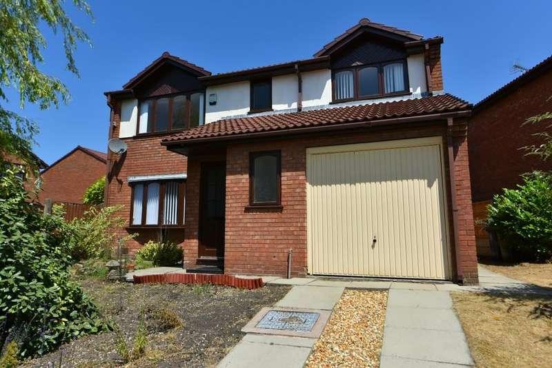 4 Bedrooms Detached House for sale in Kestrel Park, Skelmersdale