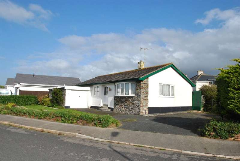 3 Bedrooms Detached Bungalow for sale in West Park Road, Bude
