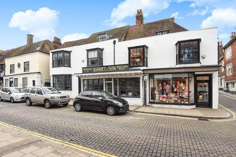 4 Bedrooms House for sale in High Street, Rye, East Sussex TN31 7JN