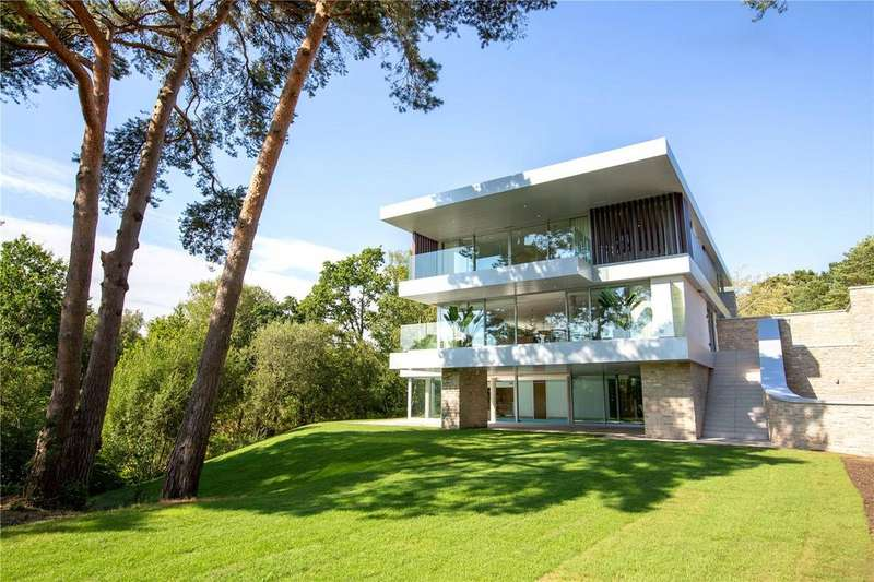 4 Bedrooms House for sale in Oseleta, Optima, Ortega, The Drive, Canford Cliffs, Dorset, BH13