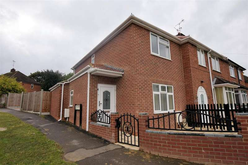 2 Bedrooms End Of Terrace House for sale in Links Drive, Tilehurst, Reading
