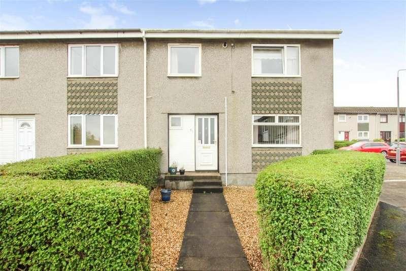 3 Bedrooms Terraced House for sale in Hillwood Terrace, Ratho Station, Newbridge