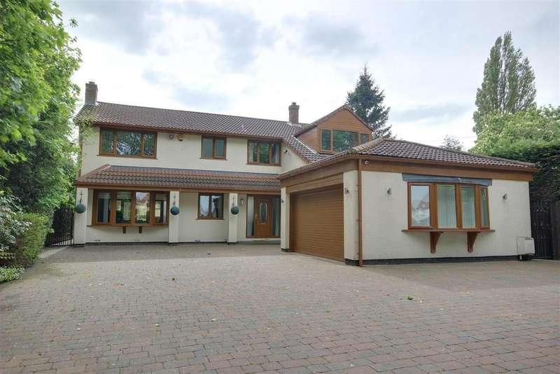 5 Bedrooms Detached House for sale in Beverley Road, Kirk Ella