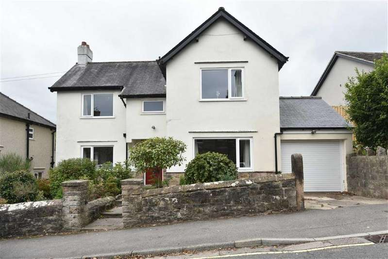 3 Bedrooms Detached House for sale in 19, Imperial Road, Matlock, Derbyshire, DE4